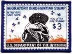 1959 Duck Stamp Patch