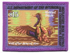 2001 Duck Stamp Patch