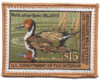 2002 Duck Stamp Patch